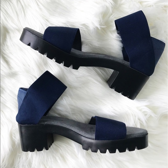 6b3f73dada9e Charleston Shoe Company Shoes - Charleston Shoe Co   New Navy Monterey  Sandals